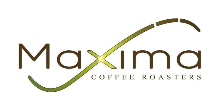 Maxima Coffee Roasters Logo created by branding agency Thinker DIgital